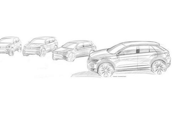 大众曝新车计划 或推两款全新SUV车型