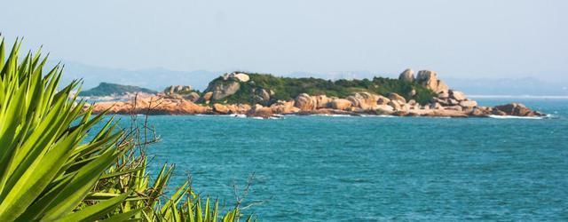 隐藏在南海的超美风情小岛