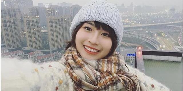 中国女生神似新垣结衣走红日本
