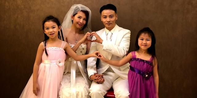 蔡少芬张晋庆结婚十年