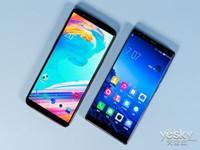 全面屏手机之争:努比亚Z17S与一加5T谁更优秀