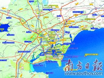 湛江打造全国性综合交通枢纽