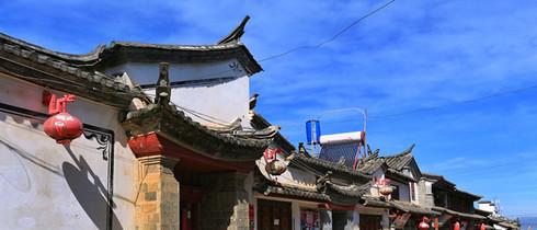 云南还有一座千年古城 来了就想睡一觉