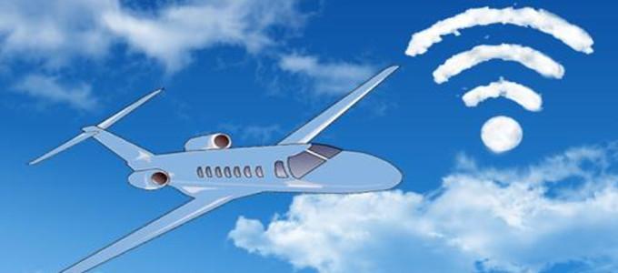 东航WiFi航班体验:近100个联网名额需抢 网速有点慢