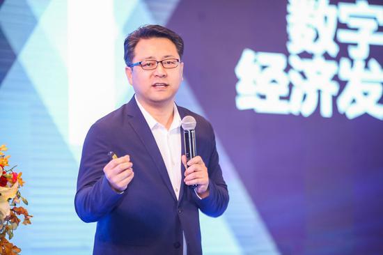 腾讯集团副总裁马斌