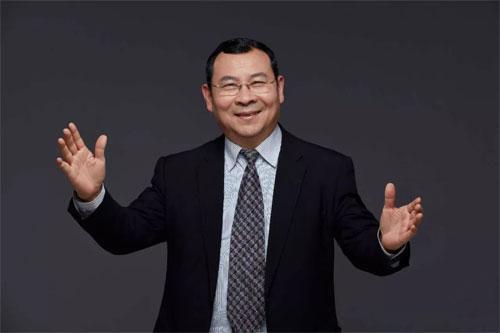 徐永光 南都公益基金会理事长