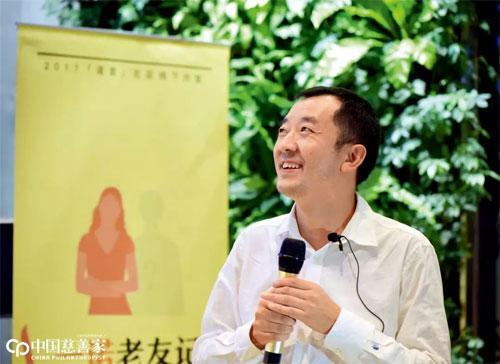 陈行甲 深圳恒晖儿童公益基金会创始人、北京新阳光慈善基金会理事长