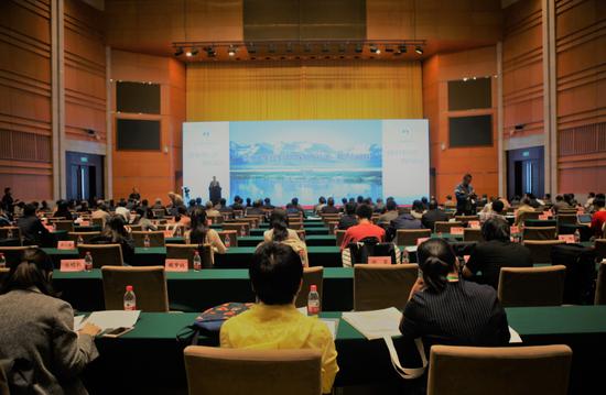 """""""长江生物资源保护论坛""""水生野生动物保护分论坛在武汉举行"""