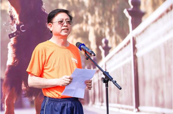 北京站:中国兽医协会辛盛鹏秘书长发言