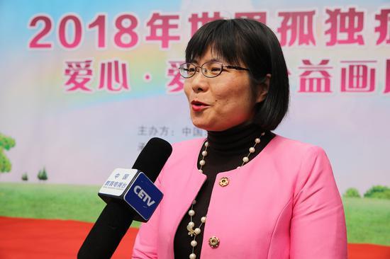 北京星希望孤独症康复中心创办人,星光计划公益项目发起人:杜佳楣