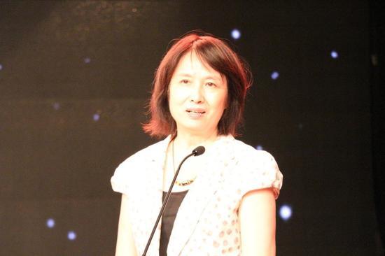 北京市老龄产业协会副会长张宪平致辞