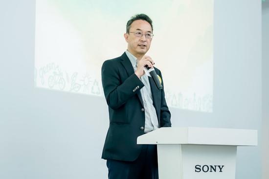 索尼中国副总裁伊东祐