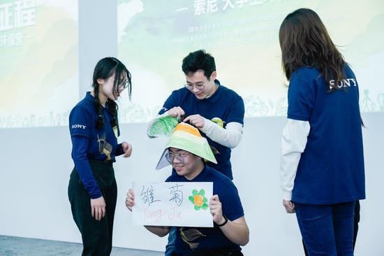 大师长教员用舞台剧揭示生物多样性摸索功效