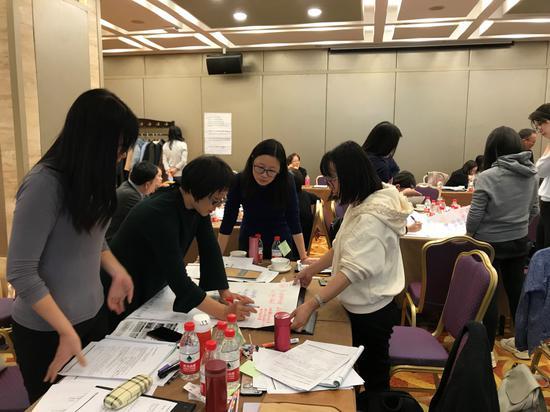 高校教员在高校学前教育专业课程创新试点名目任务坊主动会商与操练