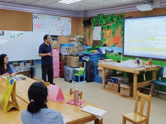 四川师范大学试用高校学前教育专业课程创新试点名目引入的幼师专业课程资本。