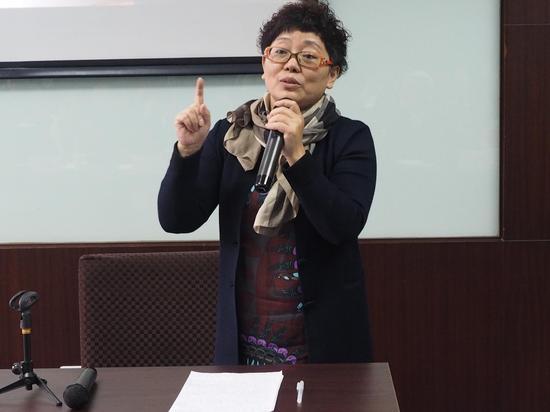 上海钟颖律师事务所主任钟颖