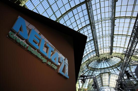 Delta21@COP21台达于法国巴黎大皇宫举办绿建筑展