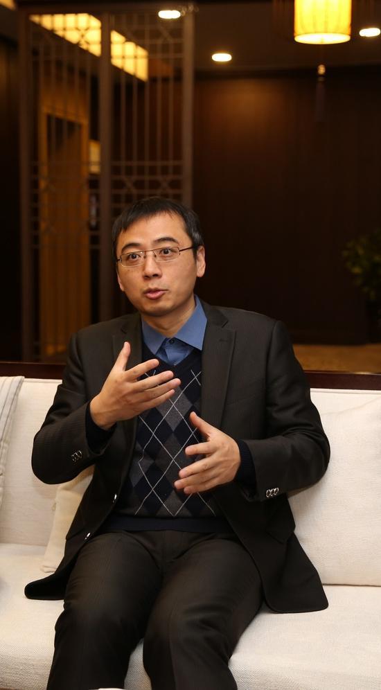 中赢生命方舟细胞银行首席科学家徐以兵博士