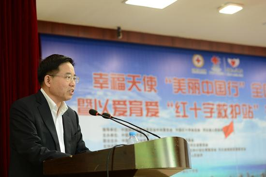 民革中央副主席、北京市政协副主席、民革北京市主委傅惠民讲话