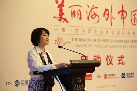 佳能(中国)企业品牌沟通部总经理鲁杰现场分享