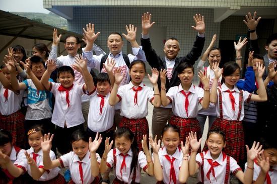 爱生学校全方位卫生环境改善公益项目