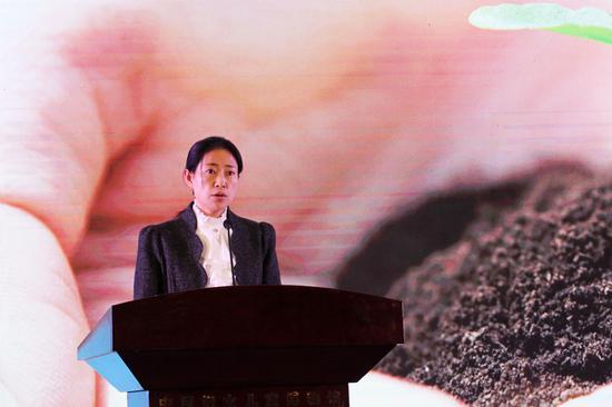 中国保监会产险部副主任王思渺对项目实施的意义给予肯定