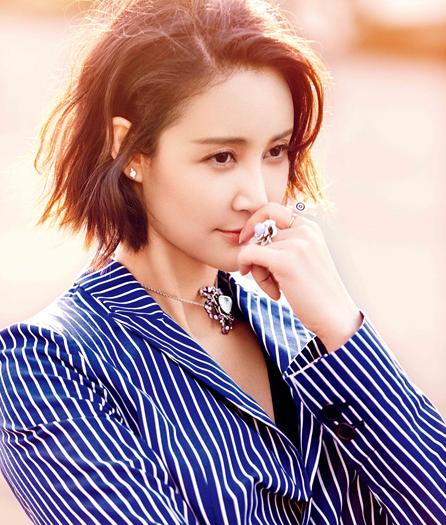 张歆艺:演员,代表作《北京爱情故事》