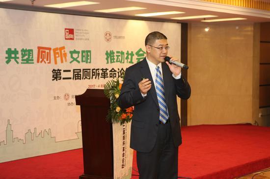 比尔及梅琳达·盖茨基金会高级项目官员刘东