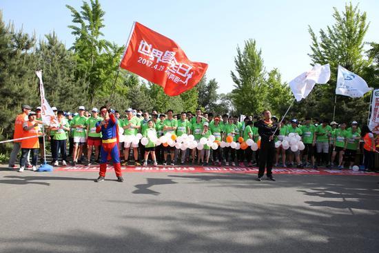 世界兽医日超人领跑