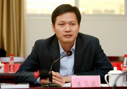 共青团河南省委副书记王笃波