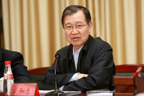 南京政治学院原政委盛和泰