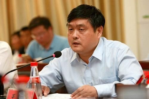 河南省林州市市委常委、宣传部部长王献青