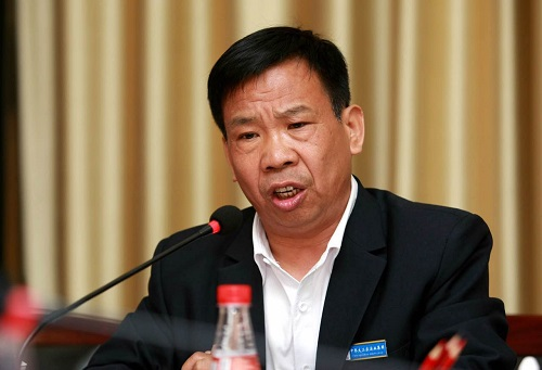 中乔大三农实业股份有限公司董事长乔书领