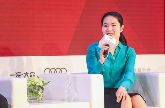 《福布斯中国》慈善榜制榜人毛婧婧分享互联网时代的趣味公益形式