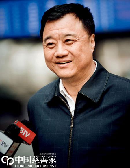 王建军:中国肢残人协会常务副主席