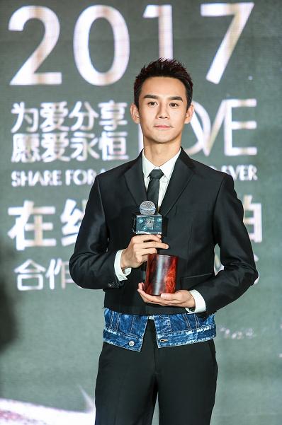 著名演员王凯先生作为首拍明星亮相,分享慈善心得