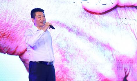 远洋集团副总裁温海成表示未来远洋益跑将成为远洋专属的公益体育IP