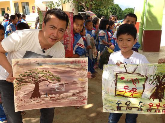 通过艺术的力量让孩子们更好的发掘创造力