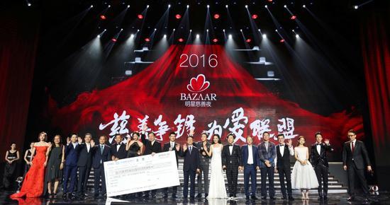 中国时尚慈善15年:最具影响力的群体温暖中国