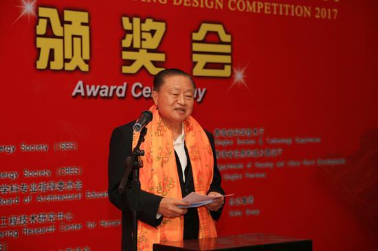 台达集团创办人暨荣誉董事长郑崇华表示,台达杯国际太阳能建筑设计竞赛将历届获奖作品的设计蓝图实际盖出来,成为可居住、可检验的实体
