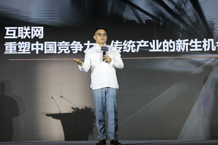洪泰基金创始人、洪泰资本控股董事长盛希泰