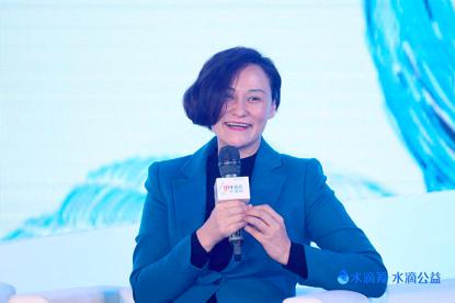 中国第一位?#30053;?#20250;跳板跳水金牌获得者、北京星能公益基金会发起人高敏