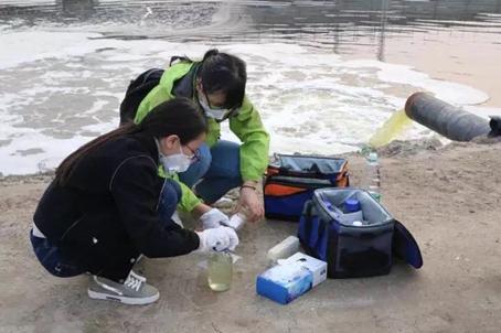 环渤海陆地污染源调查及治理项目