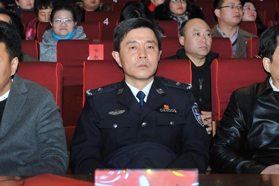 宿州市公安局局长 张晓东
