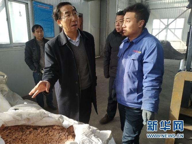 """甘肃:科研人员用科技创新将固体废弃物变为""""金疙瘩"""""""