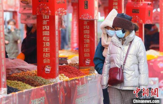 甘肃一季度居民消费价格上涨 猪肉价格同比下降6.1%