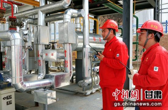 全厂场站、井口伴生气100%回收利用,实现了全流程全密闭清洁生产。