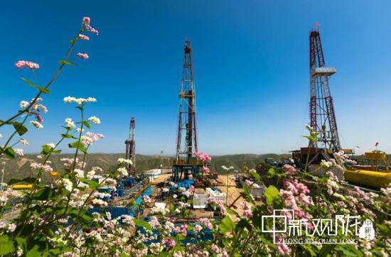 截至5月7日,采油二厂产建钻井进尺34.55万米,新投油井156口。