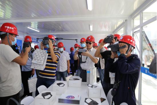安全VR体验