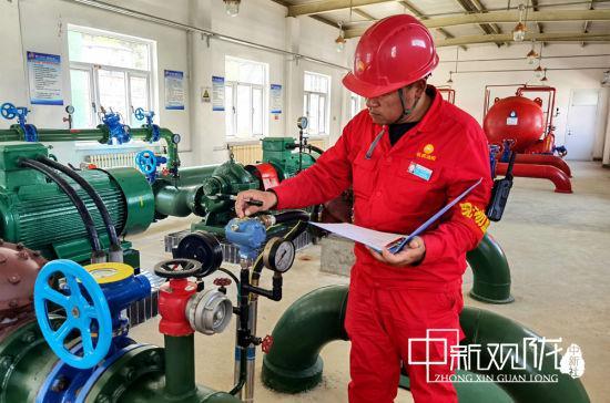 长庆采油二厂以学习教育推进工作发展,用工作成效检验学习成果。